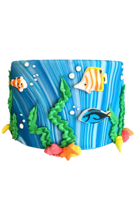 Website - How-to Under the sea
